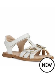 geox-girls-karly-sandal-white