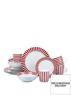 waterside-red-stripe-16-piece-dinner-set