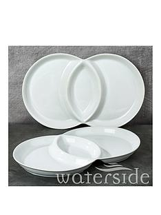 waterside-set-of-two-3-section-serving-dish