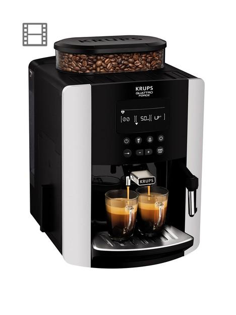 krups-arabica-digital-ea817840-espresso-bean-to-cup-coffee-machine-silver