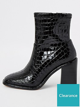 river-island-river-island-block-heel-ankle-boot-black