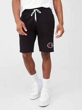 champion-shorts-black
