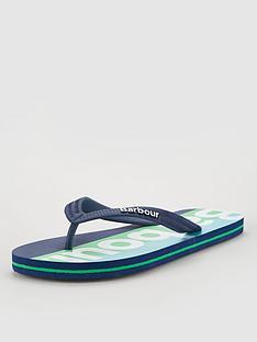 barbour-beach-flip-flops-navy