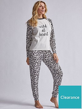 dorothy-perkins-dorothy-perkins-wild-at-heart-leopard-twosie-multi