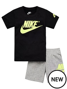 nike-sportswear-younger-boys-t-shirt-andnbspfrench-terry-shorts-set-dark-grey-heather