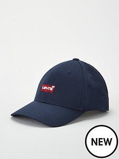levis-mid-batwing-flexfit-baseball-cap-navy