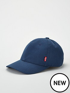 levis-classic-twill-red-tab-baseball-cap-navy