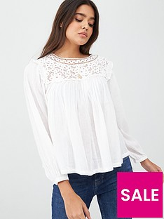 superdry-ellison-lace-long-sleeve-top-white