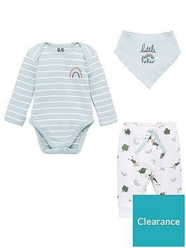 v-by-very-baby-boys-3-piece-bodysuit-bottoms-and-bib-set-multi