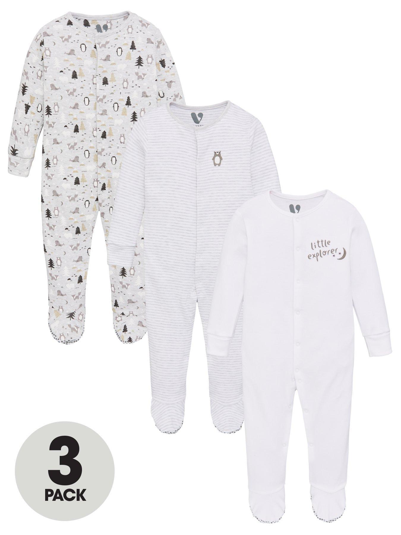 DREAM 0-3 3-6 6-9 BABY BOYS CHOO TRAIN BABYGROW SLEEPSUIT MULTI OR REBORN DOLLS