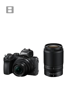 nikon-z-50-nikkor-z-dx-50-250mm-f45-63-vr-nikkor-z-dx-16-50mm-f35-63-vr