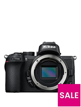 nikon-z-50-mirrorless-cameranbspamp-ftz-mount-adapter-kit