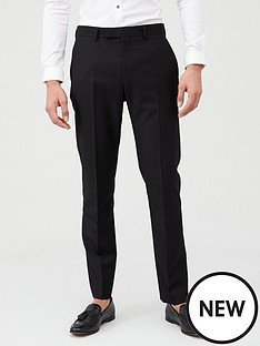 river-island-black-slim-fit-suit-trousers