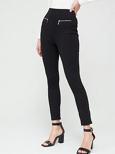 v-by-very-ponte-tall-skinny-trousers--nbspblack