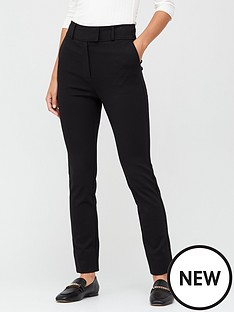 v-by-very-ponte-slim-leg-trousers-black