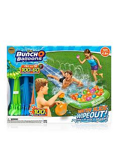 bunch-o-balloons-water-slide-wipeout
