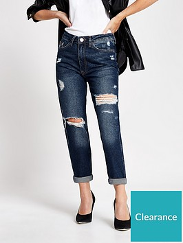 ri-petite-dark-denim-ripped-mom-jeans-mid-authentic