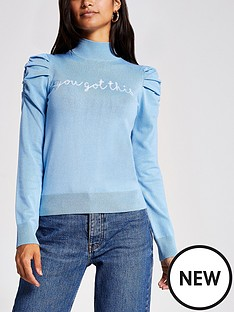 ri-petite-ri-petite-you-got-this-knitted-jumper--blue