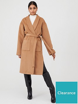 in-the-style-in-the-style-x-laura-jade-wrap-longline-tie-waist-trench-coat-camel