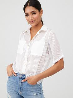 in-the-style-in-the-style-x-laura-jade-stripe-organza-shirt-white