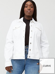 v-by-very-curve-denim-jacket-white