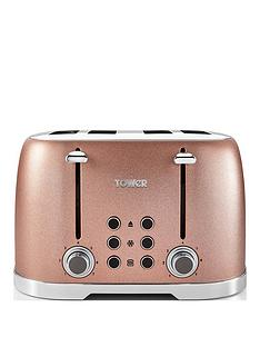tower-1600w-4-slice-toaster-blush-pink