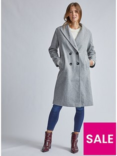 dorothy-perkins-dorothy-perkins-relaxed-double-breasted-coat-grey