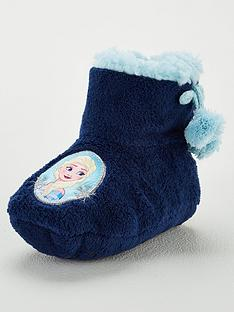 disney-frozen-girls-frozen-cosy-slipper-booties-navy