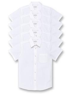 v-by-very-girls-5-pack-short-sleeve-school-blouses