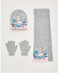disney-frozen-girls-3-piece-elsa-snow-queen-knitted-hat-scarf-and-gloves-set