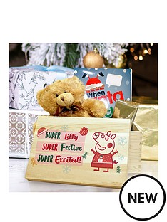 peppa-pig-personalised-christmas-eve-box-red
