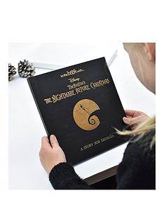 personalised-nightmare-before-christmas-story-book
