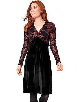 joe-browns-vivid-velvet-dress