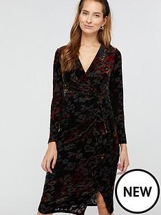 monsoon-val-animal-devore-print-dress