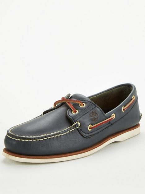 timberland-leather-boat-shoes-blue
