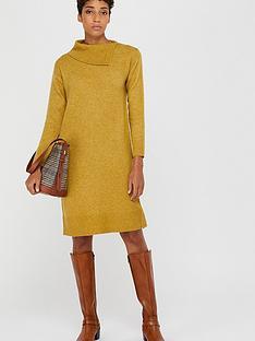monsoon-perrie-nep-jumper-dress-yellow