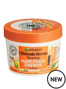 garnier-garnier-ultimate-blends-hair-food-papaya-3-in-1-damaged-hair-mask-treatment-390ml