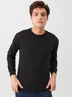 v-by-very-long-sleeve-t-shirt-black
