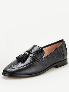 office-falala-loafer-black