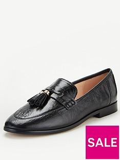 office-falala-loafer-black