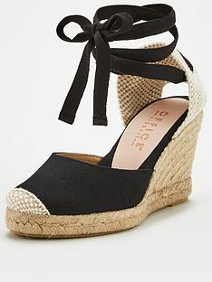 office-marmalade-wedge-sandal-black