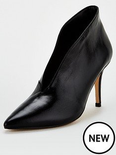 office-mojo-shoe-boots-black