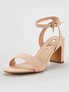 office-makeover-heeled-sandals-pink