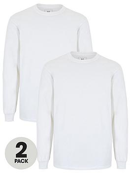 very-man-two-pack-of-long-sleeved-t-shirts-white
