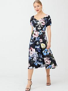 v-by-very-bardot-scuba-prom-dress-floral