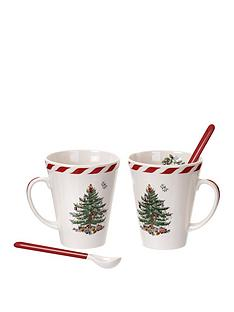portmeirion-peppermint-christmas-tree-set-of-2-mugs-amp-spoons