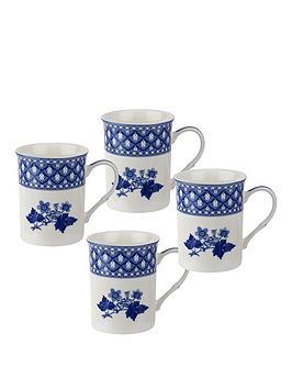 portmeirion-spode-blue-room-set-of-4-geranium-mugs