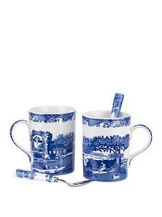 portmeirion-spode-blue-italian-set-of-2-mugs-and-2-teaspoons