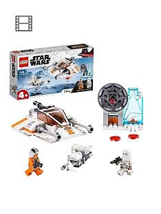 lego-star-wars-75268-4-snowspeeder-defence-station-and-speeder-bike