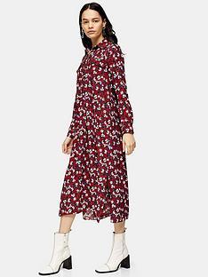 topshop-topshop-tall-trapeeze-midi-shirt-dress-burgundy